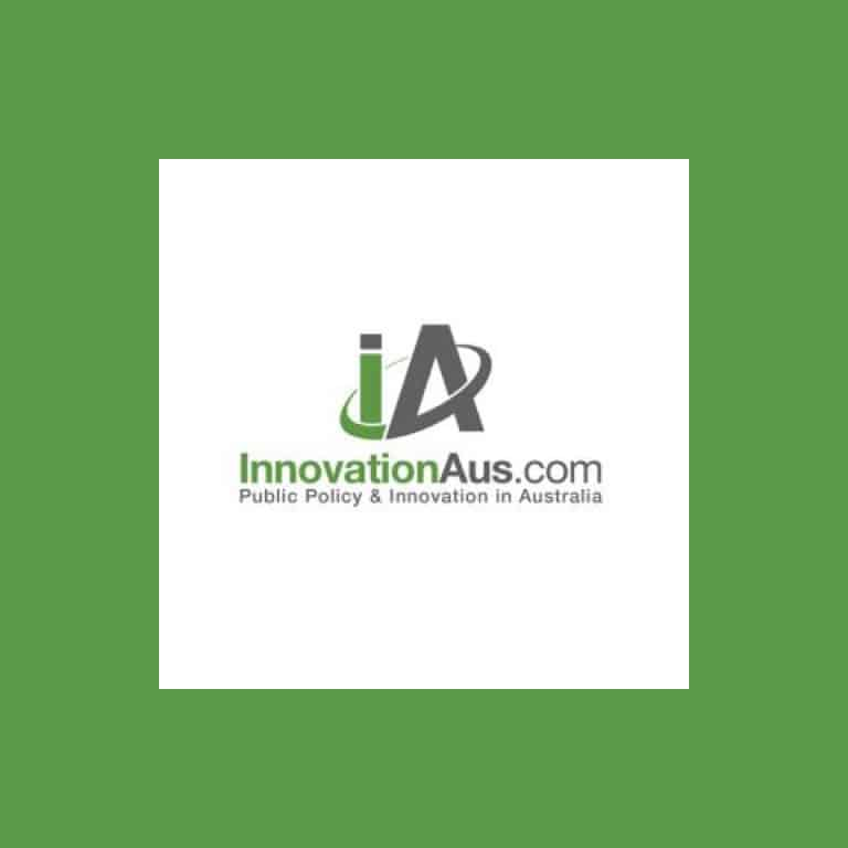 Innovation Australia logo in colour