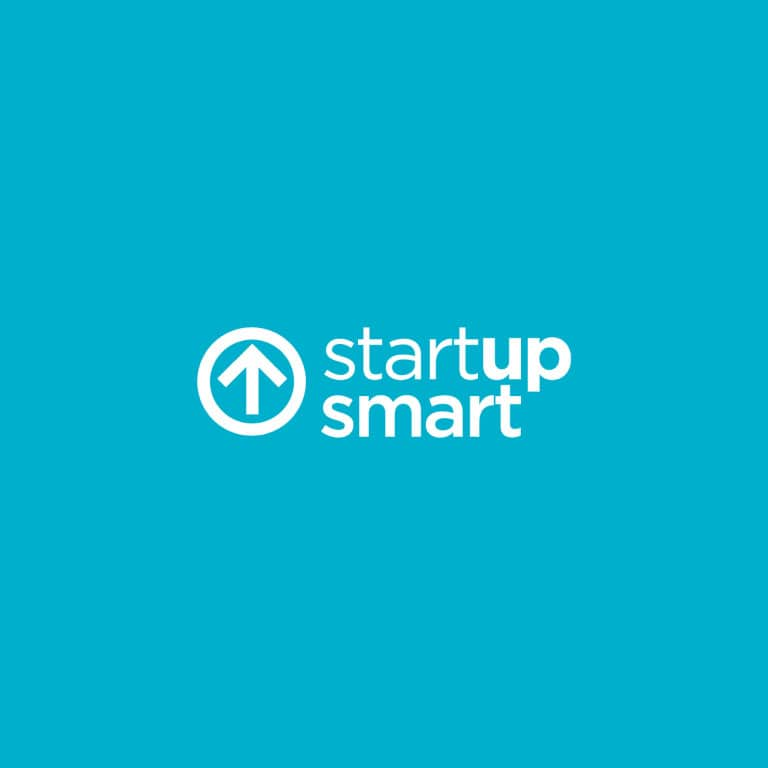 Startup Smart logo in colour