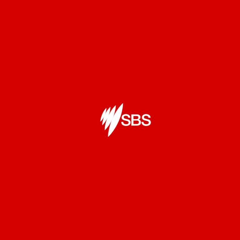 SBS Australia logo in colour