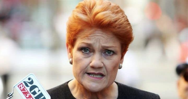 An Open Letter To Pauline Hanson About International Students Working In Australia