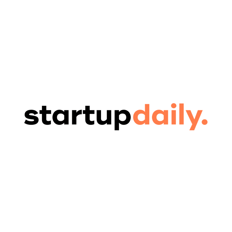 Startup Daily logo in colour