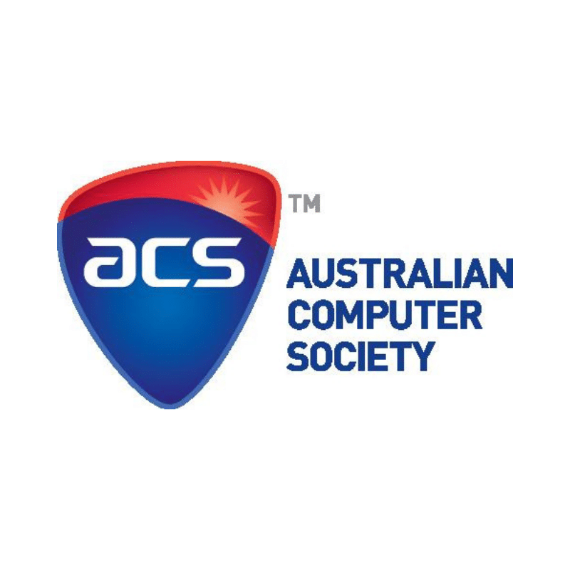 Australian Computer Society logo in colour