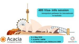 485 Visa- Immigration pathways for internationals in Australia