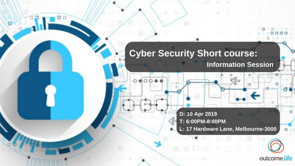 Cyber Security Short Course: Information session