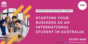 Starting your business as an international student in Australia