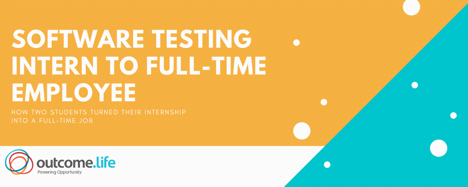 Software Testing Intern to Full-Time Employee